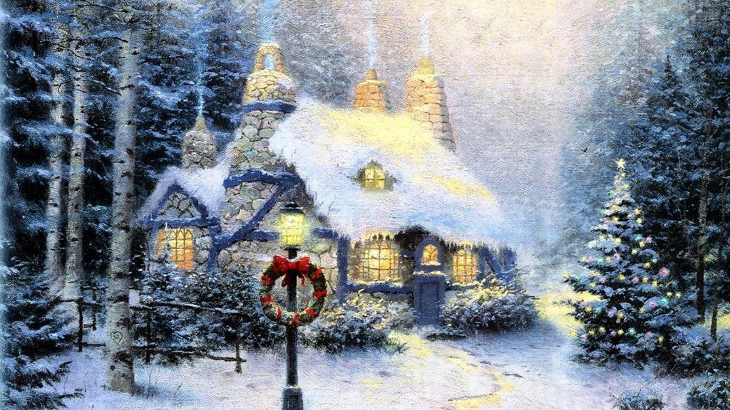 Victorian Jigsaw Puzzles - Victorian Christmas Party